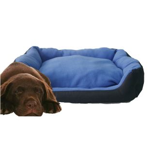 Dog Bed BaluM blue Futon Mat Pet Puppy Cushion