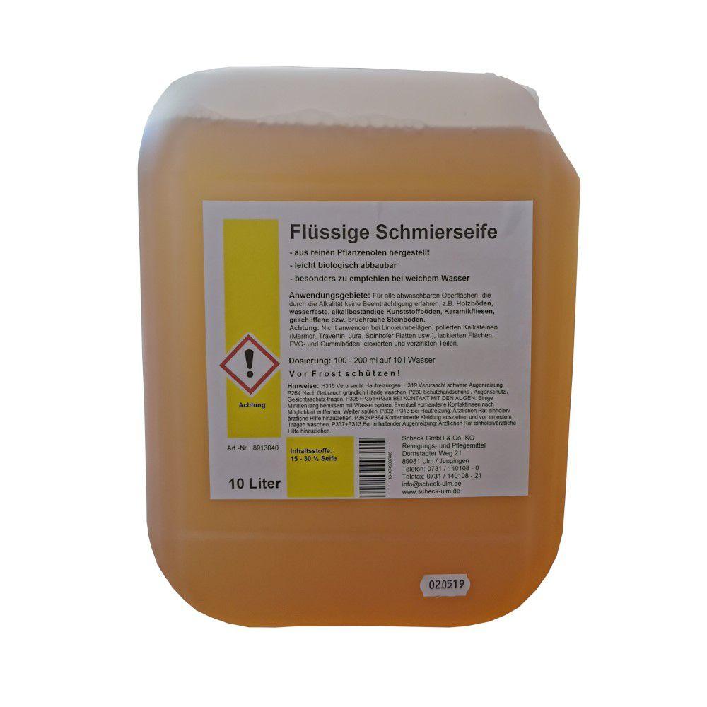 Enzian Lubricating Soap Liquid 10 Liters