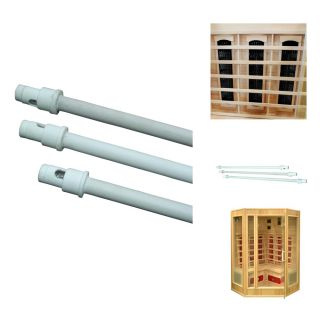 Ceramic Heater 300 Watt 64cm Infrared Sauna Ceramic Heating
