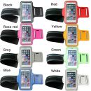 Sport Jogging Arm Band Strap Gym Running Velcro Mobile...