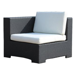 Rattan Wicker Garden Patio Set Georgia black Outdoor Lounge Furniture Couch