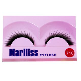 20 pairs false Eyelashes FE-710 Long Thick Fake Natural Extension Eye Lash