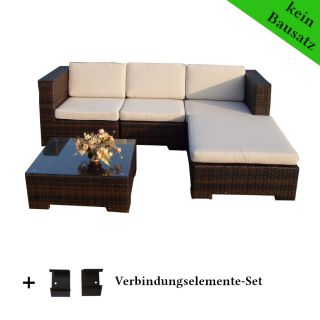 Rattan Wicker Garden Set California Black Linja Gmbh Co Kg 479