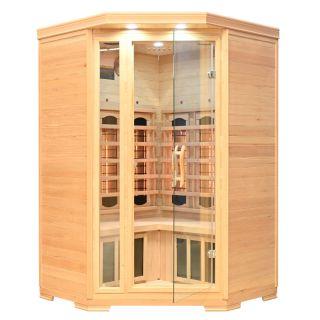 Infrarood cabine Halmstad Infrarood sauna - LinJa GmbH & Co. KG ...
