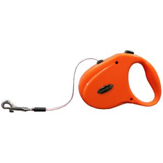 Retractable Dog Pet Leash HLC-05S orange automatic Rope Walking Lead Puppy