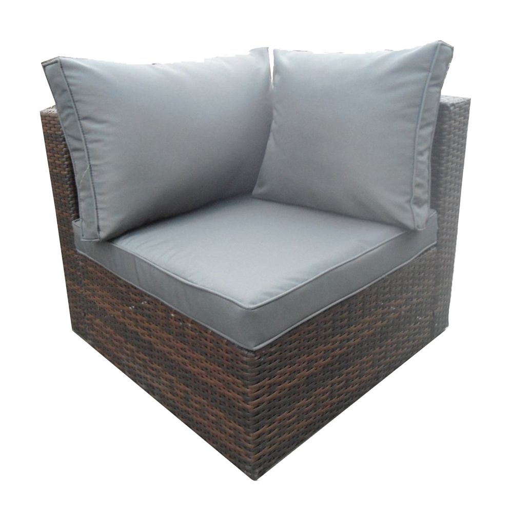 bica colorado polyrattan gartenmobel lounge set. Black Bedroom Furniture Sets. Home Design Ideas
