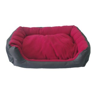 Dog Bed BaluL red Futon Mat Pet Puppy Cushion